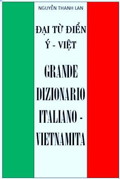 Đại Từ-điển Ý - Việt, tác giả Nguyễn Thanh Lan